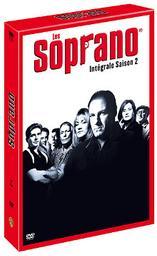 Les Soprano, saison 2 / David Chase, réal., aut. adapté, scénario | Chase, David. Metteur en scène ou réalisateur. Antécédent bibliographique. Scénariste