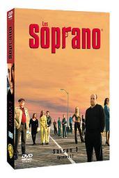 Les Soprano, saison 3 / Allen Coulter, Timothy Van Patten, Henry J. Bronchtein, réal. | Coulter, Allen. Metteur en scène ou réalisateur