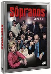 Les Soprano, saison 4 / Allen Coulter, John Patterson, Timothy Van Patten, réal. | Coulter, Allen. Metteur en scène ou réalisateur