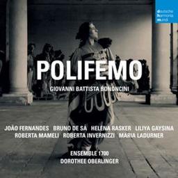Polifemo = Polyphème / Giovanni Battista Bononcini, comp.   Bononcini, Giovanni Battista. Compositeur