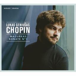 Mazurkas ; Sonate N° 3 / Frédéric Chopin, comp. | Chopin, Frédéric. Compositeur