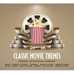 Classic movie themes / Victor Young, Leonard Bernstein, Harold Arlen... [et al.], comp. |