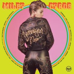 Younger now / Miley Cyrus, aut., comp., chant | Cyrus, Miley. Parolier. Compositeur. Chanteur
