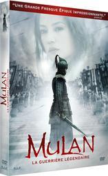 Mulan : La guerrière légendaire / Jingle Ma, réal., scénario | Ma, Jingle. Metteur en scène ou réalisateur. Scénariste