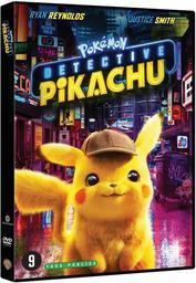 Pokemon : Détective Pikachu / Rob Letterman, réal., scénario | Letterman, Rob. Metteur en scène ou réalisateur. Scénariste