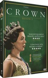 The Crown, saison 3 / Benjamin Caron, Christian Schwochow, Jessica Hobbs, réal.   Caron , Benjamin. Metteur en scène ou réalisateur