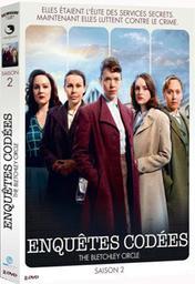 Enquêtes codées, saison 2 / Jamie Payne, Sarah Harding, réal. | Payne , Jamie. Metteur en scène ou réalisateur