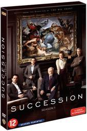 Succession, saison 1 / Mark Mylod, Adam Arkin, Miguel Arteta, réal. | Mylod , Mark . Metteur en scène ou réalisateur