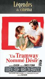 Un tramway nommé désir / Elia Kazan, réal.   Kazan, Elia. Metteur en scène ou réalisateur