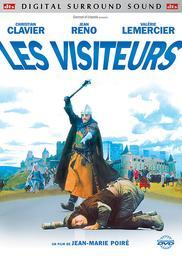Les visiteurs / Jean-Marie Poiré, real., scénario   Poiré, Jean-Marie. Metteur en scène ou réalisateur. Scénariste