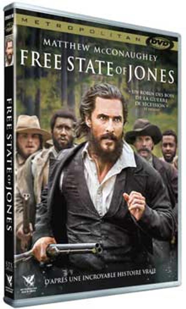 Free state of Jones / Gary Ross, réal., scénario |