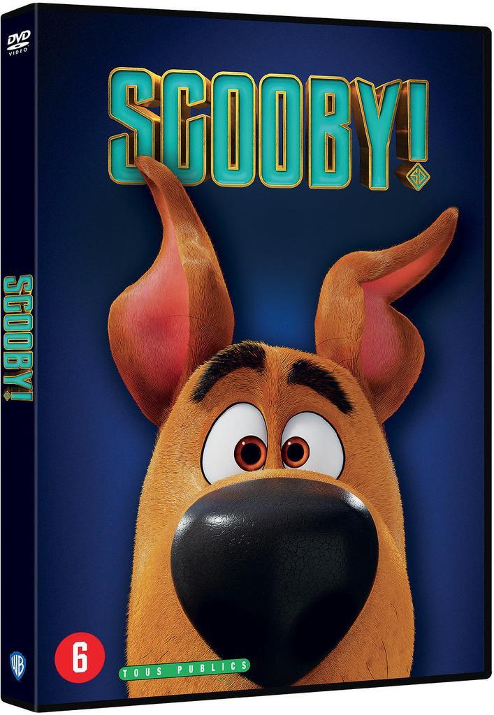 Scooby ! / Tony Cervone, réal. |