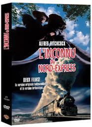 L'inconnu du nord-express / Alfred Hitchcock, réal. | Hitchcock, Alfred. Metteur en scène ou réalisateur