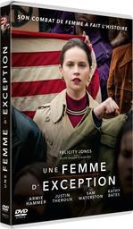 Une femme d'exception / Mimi Leder, réal. | Leder, Mimi . Metteur en scène ou réalisateur