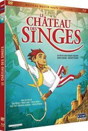 Le château des singes / Jean-François Laguionie, réal., scénario | Laguionie, Jean-François. Metteur en scène ou réalisateur. Scénariste