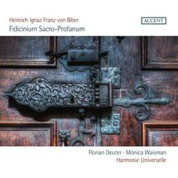 Fidicinium Sacro-Profanum / Heinrich Ignaz Franz Biber, Georg Muffat, comp.   Biber, Heinrich Ignaz Franz. Compositeur