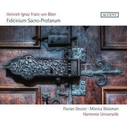 Fidicinium Sacro-Profanum / Heinrich Ignaz Franz Biber, Georg Muffat, comp. | Biber, Heinrich Ignaz Franz. Compositeur