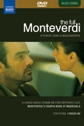 The full monteverdi / John La Bouchardiere, réal.   La Bouchardiere, John . Metteur en scène ou réalisateur