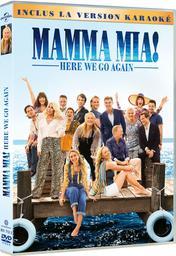 Mamma Mia ! : Here we go again / Ol Parker, réal., scénario | Parker, Ol. Metteur en scène ou réalisateur. Scénariste