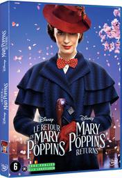 Le retour de Mary Poppins / Rob Marshall, réal., scénario | Marshall, Rob. Metteur en scène ou réalisateur. Scénariste