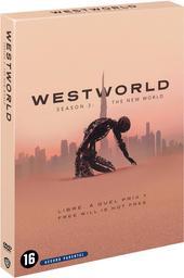 Westworld, saison 3 : Le nouveau monde / Jonathan Nolan, réal., aut. adapté | Nolan, Jonathan. Metteur en scène ou réalisateur. Antécédent bibliographique