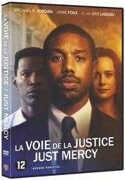 La voie de la justice / Destin Daniel Cretton, réal., scénario | Cretton, Destin Daniel (1978). Metteur en scène ou réalisateur. Scénariste