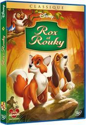 Rox et Rouky / Ted Berman, réal., scénario | Berman, Ted. Metteur en scène ou réalisateur. Scénariste