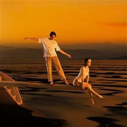 Equilibre / The Pirouettes, ens. voc. et instr. | Pirouettes. Musicien