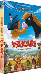 Yakari : La grande aventure / Xavier Giacometti, réal., scénario   Giacometti, Xavier . Metteur en scène ou réalisateur. Scénariste