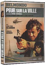 Peur sur la ville / Henri Verneuil, réal., scénario   Verneuil, Henri. Metteur en scène ou réalisateur. Scénariste