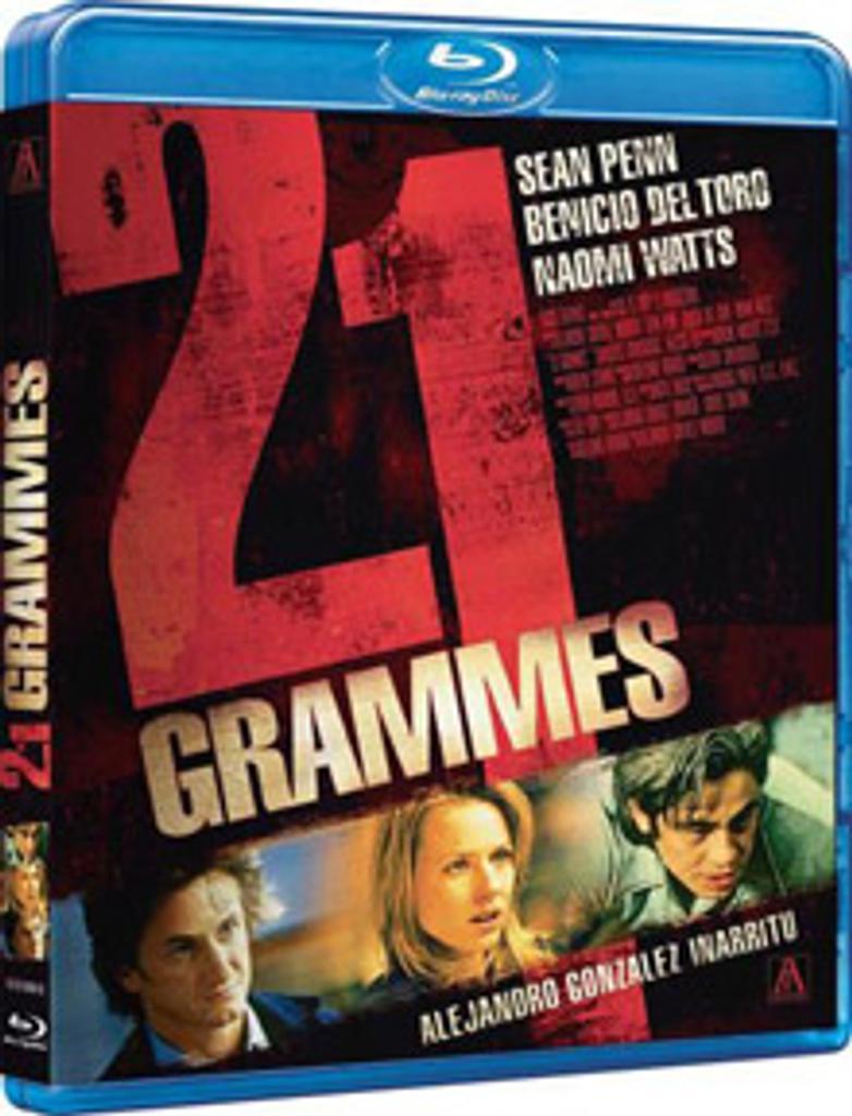 21 grammes / Alejandro Gonzalez Inarritu, réal.  