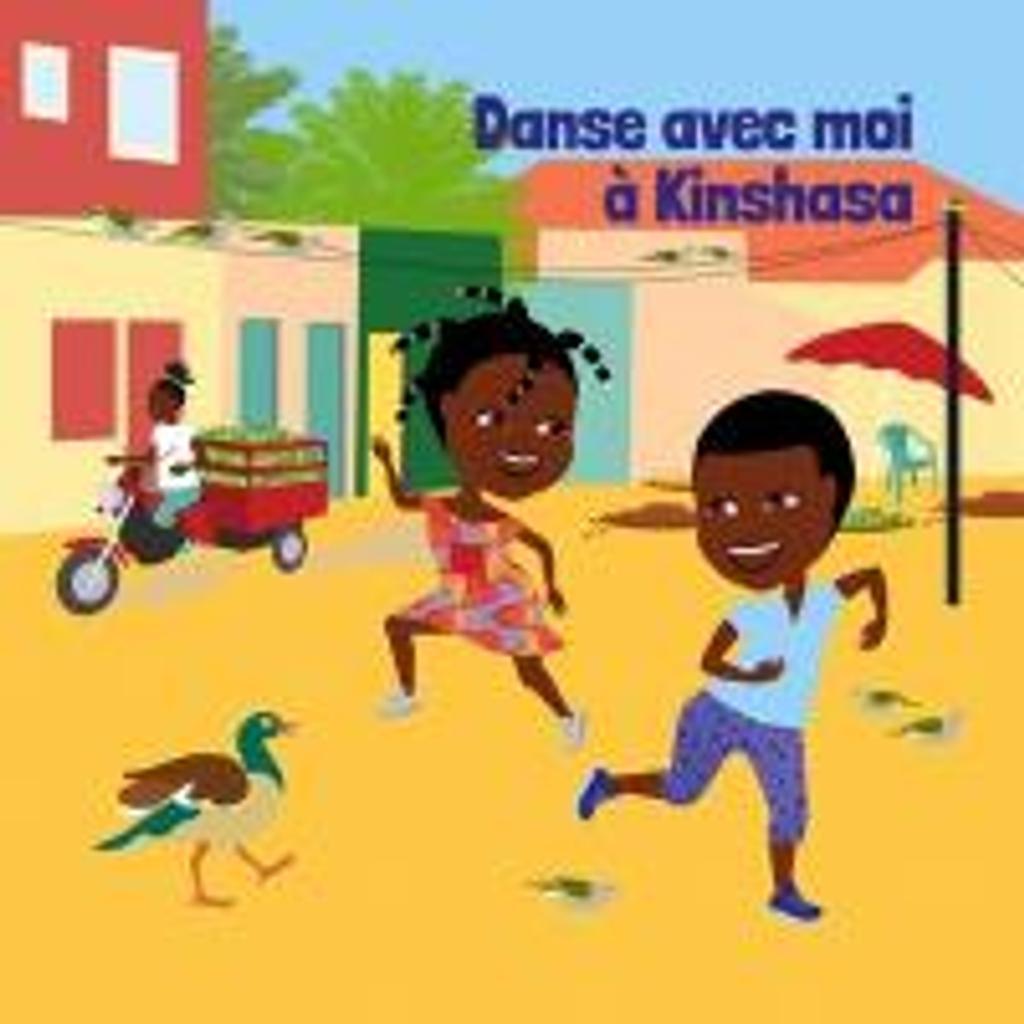 Danse avec moi à Kinshasa / Shoming Bouboul Akwel, guit., chant  