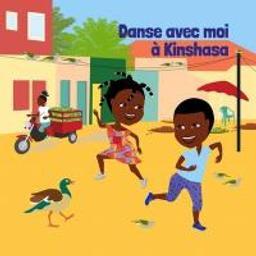 Danse avec moi à Kinshasa / Shoming Bouboul Akwel, guit., chant | Akwel, Shoming Bouboul. Guitare. Chanteur