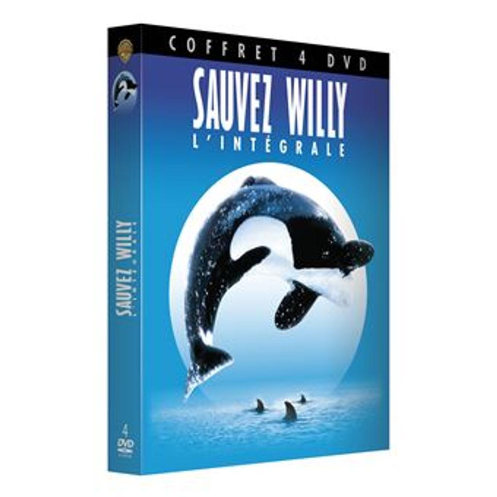 Sauvez Willy / Simon Wincer, Dwight H. Little, Sam Pillsbury, Will Geiger, réal. |