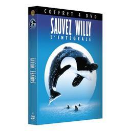 Sauvez Willy / Simon Wincer, Dwight H. Little, Sam Pillsbury, Will Geiger, réal. | Wincer, Simon (1943-....). Metteur en scène ou réalisateur
