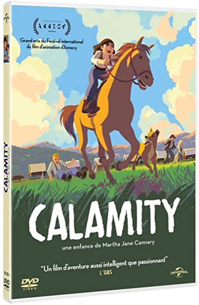 Calamity : Une enfance de Martha Jane Cannary / Rémi Chayé, réal., scénario  