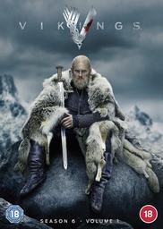 Vikings saison 6 : Volume 1 / Stephen Saint Leger · David Frazee · Katheryn Winnick, réal. | Saint Leger, Stephen . Metteur en scène ou réalisateur