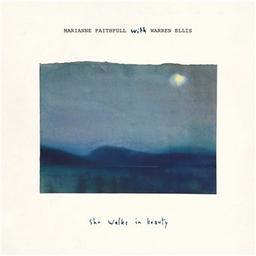 She walks in beauty / Marianne Faithfull, chant   Faithfull, Marianne. Chanteur