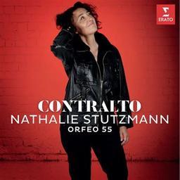 Contralto / Nathalie Stutzmann, CA, dir. d'orch. | Stutzmann, Nathalie. Alto. Chef d'orchestre