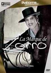 La marque de Zorro / Fred Niblo, réal. | Niblo, Fred . Metteur en scène ou réalisateur