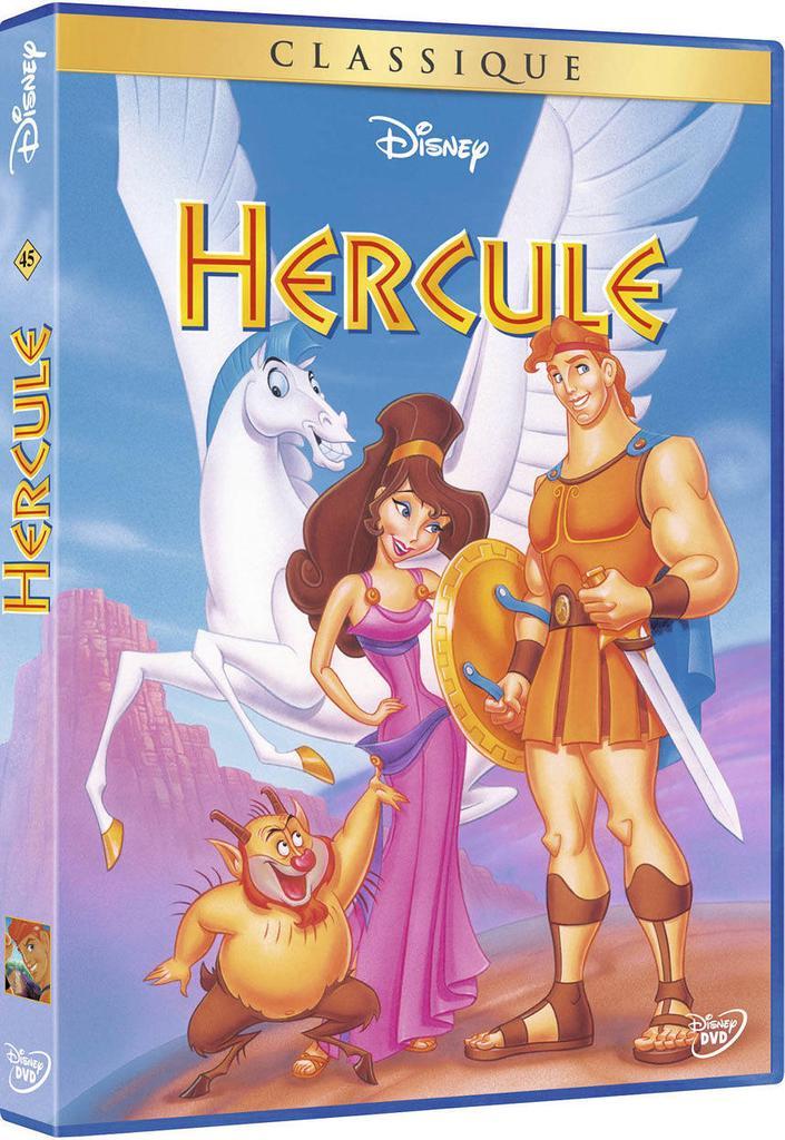 Hercule / John Musker, Ron Clements, réal., scénario  