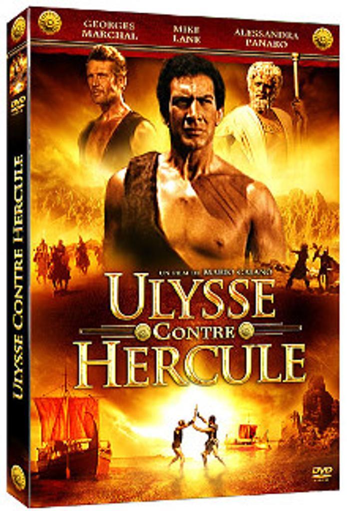 Ulysse contre Hercule / Mario Caiano, réal., scénario  