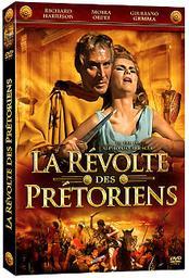 La révolte des prétoriens / Alfonso Brescia, réal. | Brescia, Alfonso. Metteur en scène ou réalisateur