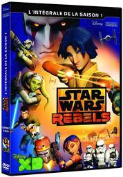 Star wars rebels, saison 1 / Dave Filoni, réal., aut. adapté    Filoni, Dave . Metteur en scène ou réalisateur. Antécédent bibliographique