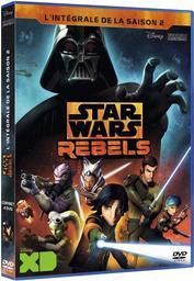 Star wars rebels, saison 2 / Dave Filoni, réal., aut. adapté    Filoni, Dave . Metteur en scène ou réalisateur. Antécédent bibliographique