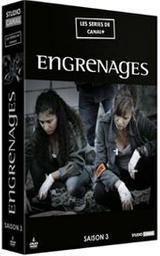 Engrenages saison 3 : Episodes 10 à 12 / Manuel Boursinhac, Jean-Marc Brondolo, réal.   Boursinhac, Manuel . Metteur en scène ou réalisateur