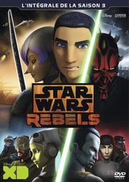 Star wars rebels, saison 3 / Bosco Ng, Melchior Zwyer, Steward Lee, réal. | Ng, Bosco. Metteur en scène ou réalisateur