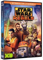 Star wars rebels, saison 4 / Dave Filoni, réal., aut. adapté  | Filoni, Dave . Metteur en scène ou réalisateur. Antécédent bibliographique
