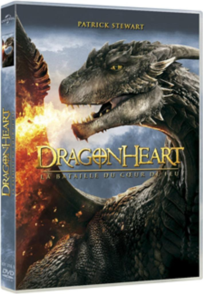 Dragonheart 4 : La bataille du coeur de feu / Patrik Syversen, réal. |