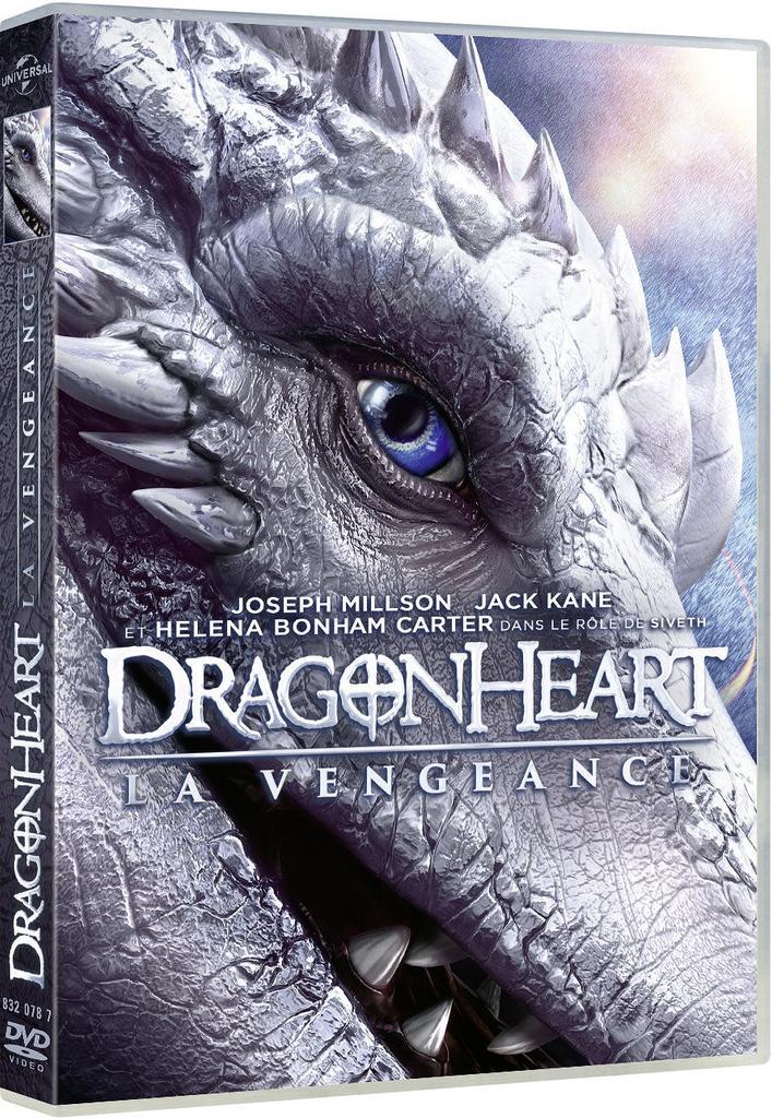 Dragonheart 5 : La vengeance / Ivan Silvrestini, réal. |